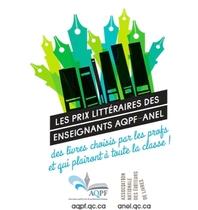 Les prix littéraires ANEL-AQPF 2013