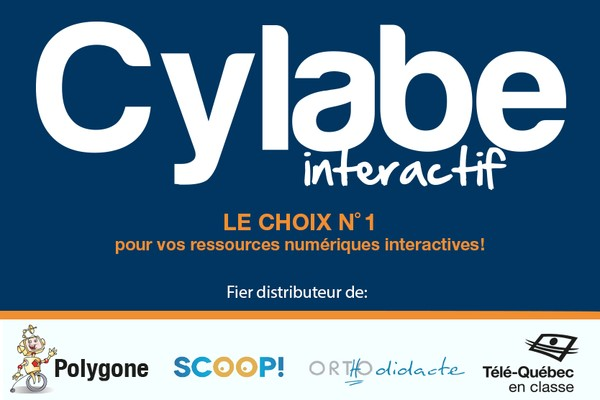 Cyclabe interactif