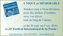 Festival international de poésie