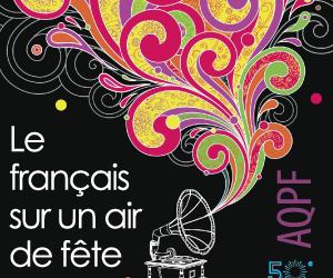 Congrès 2018 :  Le français sur un air de fête – le 31 octobre et les 1er et 2 novembre 2018