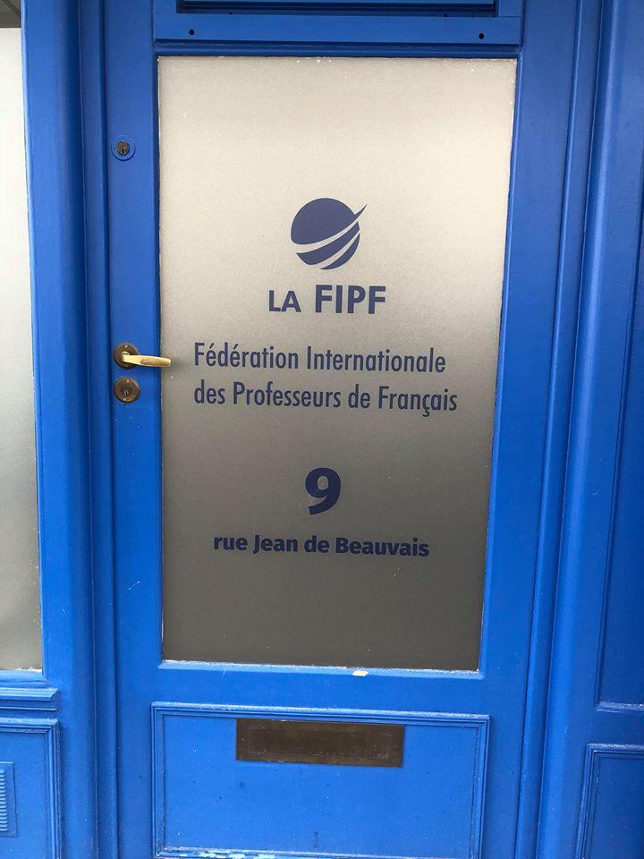La présidente de l'AQPF participe au CA annuel de la FIPF